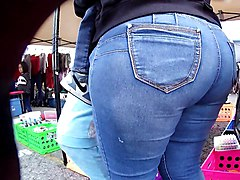 Jeans, Big Ass, Xhamster