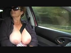 Granny, Outdoor, Xhamster