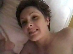 Short Hair, Wife, Facial, Xhamster