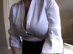 Amateur, Office, Masturbation, Xhamster