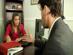 Black, Office, Hardsextube