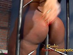 Ebony, Jail, Xhamster