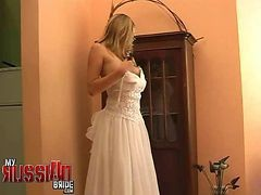 Bride, Russian, Wedding, Gotporn