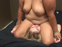 Facesitting, Bbw, Fat, Xhamster