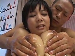 Asian, Oil, Creampie, Gotporn