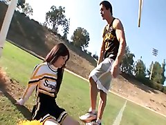 Cheerleader, Pornhub