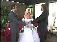 Bride, Squirt, Threesome, Redtube