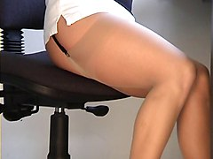 Office, Upskirt, Xhamster